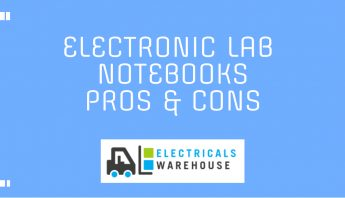 Title image Electronic Lab Notebooks - Pros & Cons